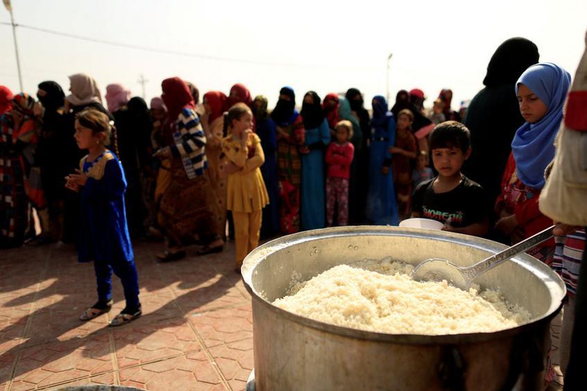 To ατελείωτο δράμα των κατοίκων της Μοσούλης