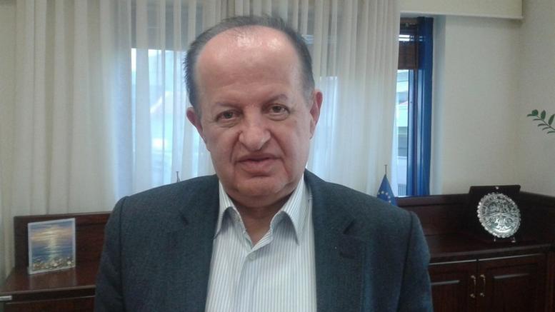 Εφυγε από τη ζωή ο περιφερειάρχης Ανατολικής Μακεδονίας- Θράκης