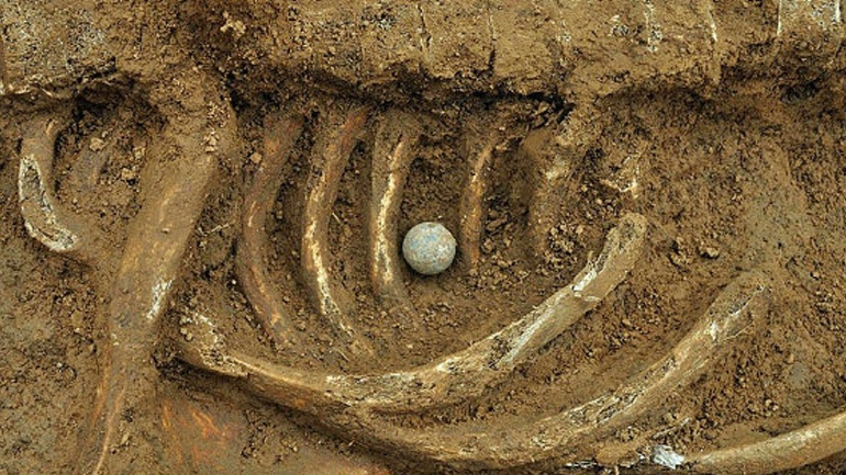 Βρέθηκε ανθρώπινος σκελετός στην Κοζάνη