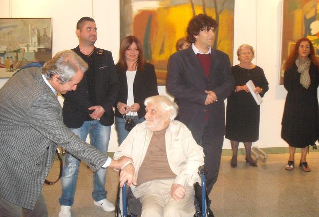 Τίμησαν τον κορυφαίο Βολιώτη ζωγράφο Πωλ Σουλικιά