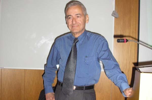 Ομιλία του διακεκριμένου καθηγητή Γιώργου Γκέκου στο Π.Θ.