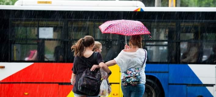 Εκτακτο δελτίο επιδείνωσης καιρού: Καταιγίδες και χαλάζι, από το βράδυ