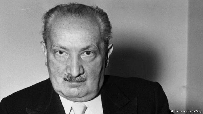 Θαυμαστής του Χίτλερ ο φιλόσοφος Χάιντεγκερ