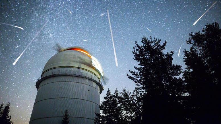 Απόψε η φθινοπωρινή βροχή αστεριών, με χιλιάδες Ωριωνίδες