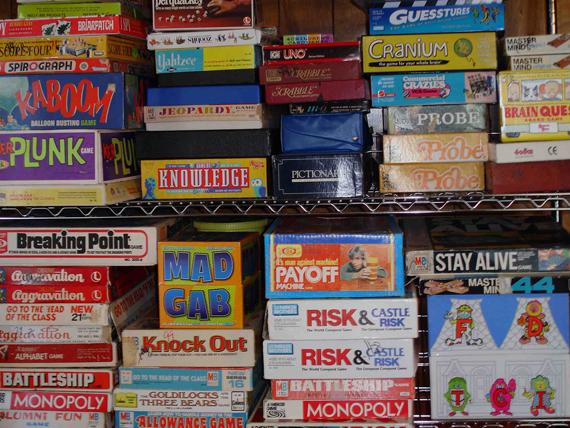 Συγκέντρωση επιτραπέζιων παιχνιδιών για νεφροπαθή παιδιά