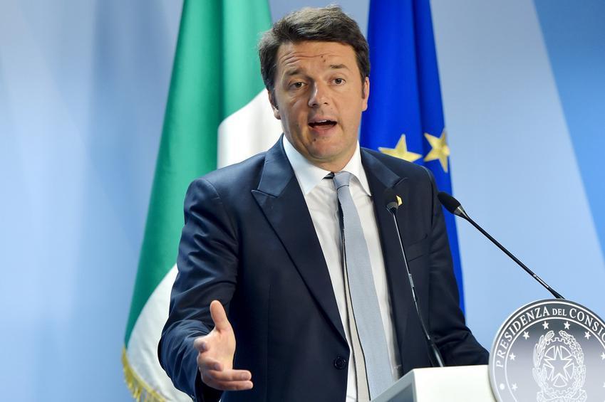 Ρέντσι: Το όλο θέμα του ιταλικού κρατικού προϋπολογισμού δεν αλλάζει