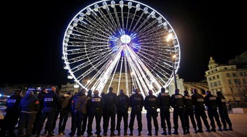 Διαστάσεις παίρνουν οι κινητοποιήσεις των αστυνομικών στη Γαλλία