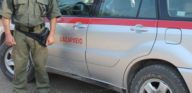 Δασικοί υπάλληλοι με στολές θα κάνουν ελέγχους και στους δρόμους