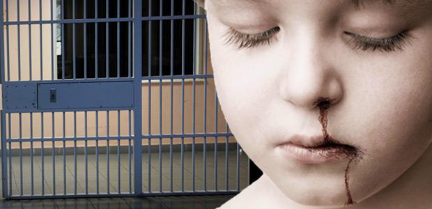 Στη φυλακή ανδρόγυνο για κακοποίηση των παιδιών του