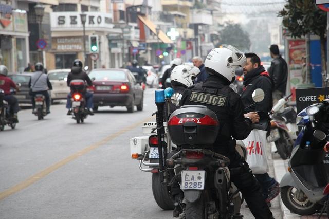 Τροχονομικό σαφάρι με 15 συλλήψεις σε μια μέρα