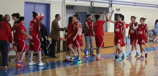 Με Σταυρούπολη ο Ολυμπιακός  για την Α2 μπάσκετ Γυναικών