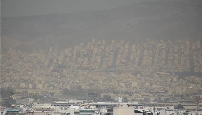 Εκτακτα μέτρα για την ατμοσφαιρική ρύπανση, ζητά η Περιβαλλοντική Πρωτοβουλία