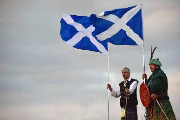 Η Σκωτία επαναφέρει το θέμα της ανεξαρτησίας