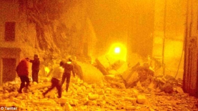 Ηλικιωμένος υπέστη ανακοπή στους συνεχείς σεισμούς στην Ιταλία