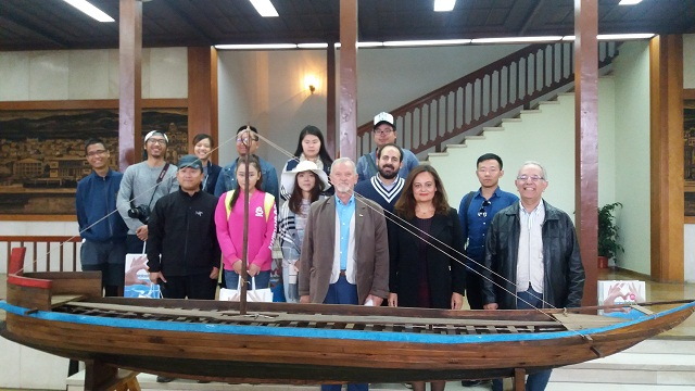 Κινέζοι δημοσιογράφοι επισκέφθηκαν τον Βόλο