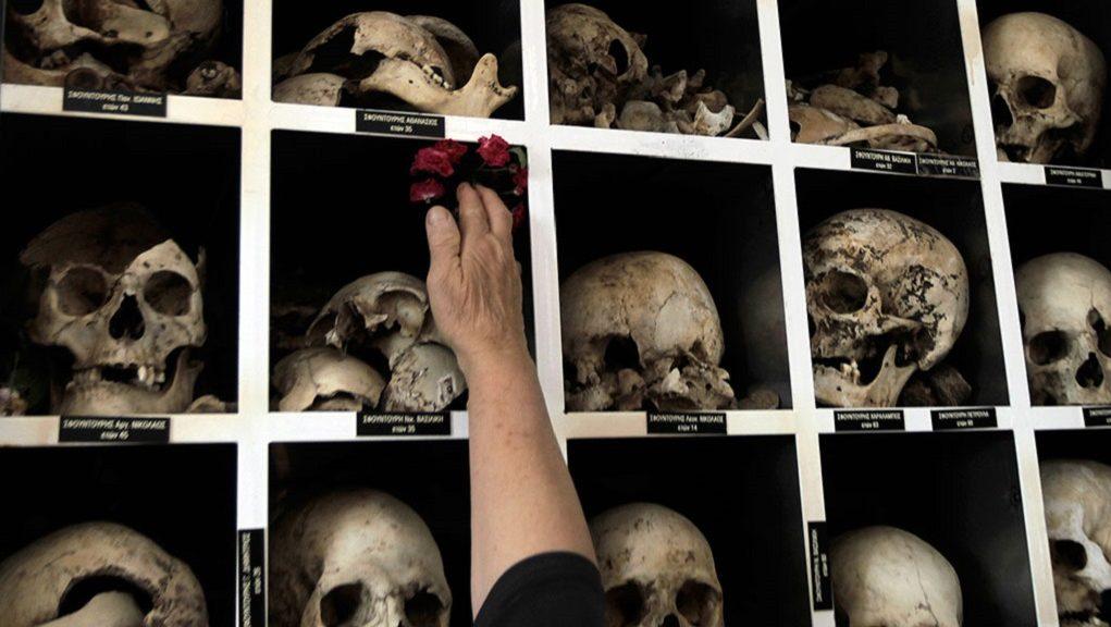 Mαθητικό παρόν στο Μουσείο Θυμάτων Ναζισμού στο Δίστομο