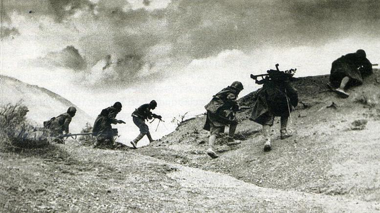 Ετσι ξεκίνησε ο πόλεμος του 40-Το ημερολόγιο του Ιταλού υπολοχαγού Καμπιόνε