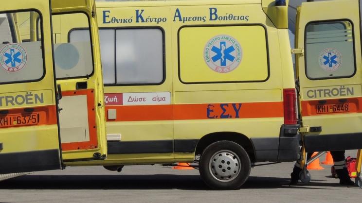 Βαριά σωματική βλάβη από ξυλοδαρμό υπέστη 51χρονος στη Λάρισα