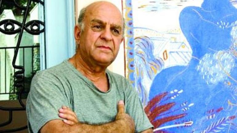 Θύμα διάρρηξης έπεσε ο ζωγράφος Αλέκος Φασιανός