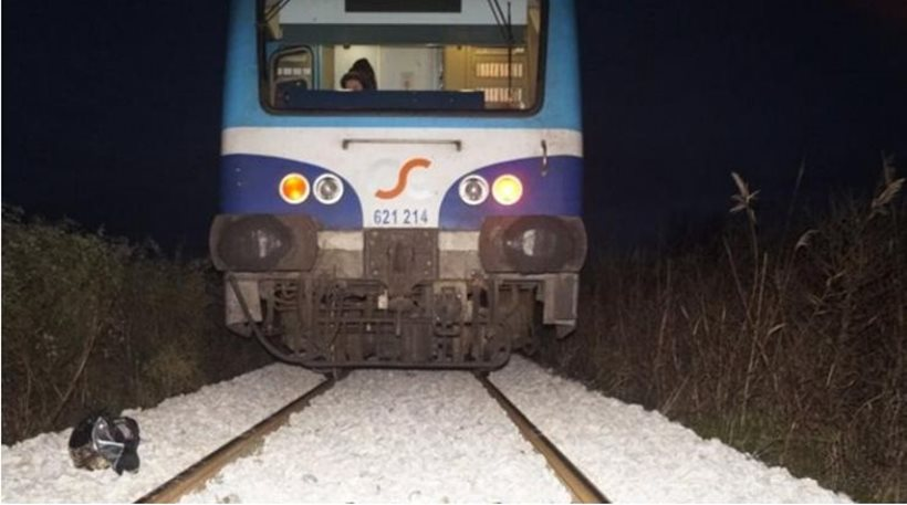 Ημαθία: Τρένο παρέσυρε και σκότωσε 18χρονη
