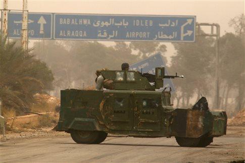 Μεγάλη αντεπίθεση ανταρτών μαζί με τζιχαντιστές στο Χαλέπι