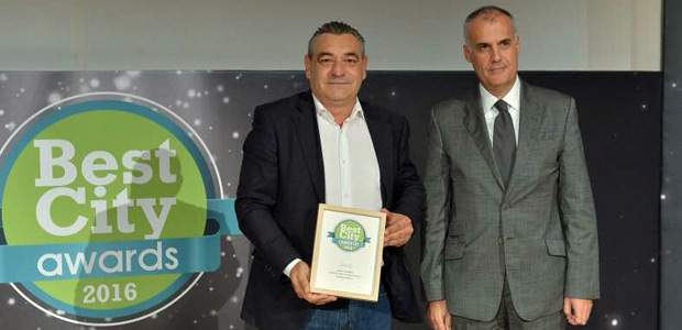 Βραβείο οικολογικής ευαισθησίας