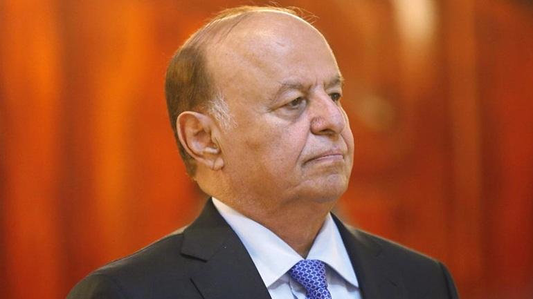 Ο εξόριστος πρόεδρος της Υεμένης απέρριψε το ειρηνευτικό σχέδιο του ΟΗΕ