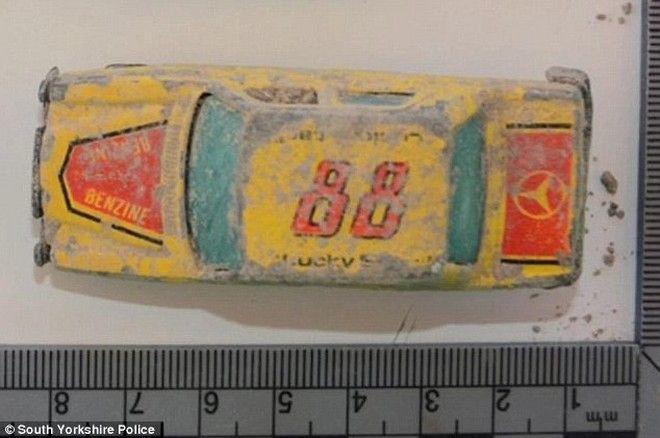 Στη δημοσιότητα το αυτοκινητάκι που ανακαλύφθηκε στην Κω & φέρεται να ανήκει στον Μπεν