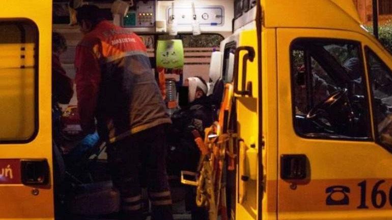 Άνδρας έπεσε σε φωταγωγό πολυκατοικίας στη Λάρισα