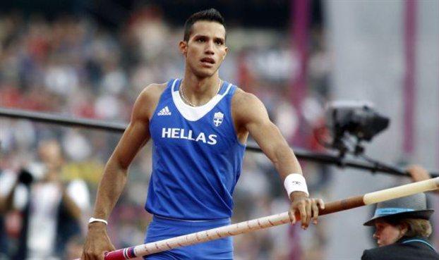 Ανέβηκε μία θέση ο Φιλιππίδης στους Ολυμπιακούς Αγώνες του Λονδίνου