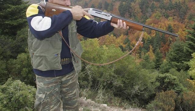 Αλμυρός :Κυνηγός τραυματίστηκε από εξοστρακισμό σφαίρας