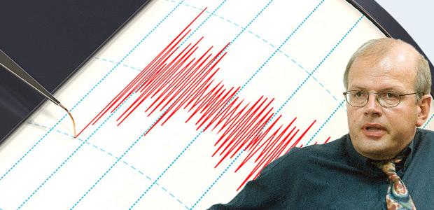 Τσελέντης: Αναμένουμε μεγάλο σεισμό στην Ελλάδα. Εχουμε ενημερώσει την πολιτεία για δύο περιοχές