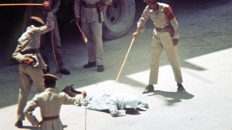 Σαουδάραβας πρίγκιπας μαστιγώθηκε για άγνωστο αδίκημα