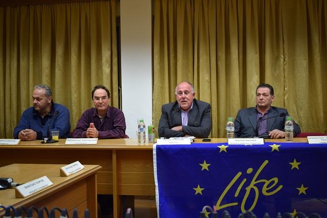 Ολοκληρώθηκε το πρόγραμμα LIFΕ για την προστασία του Κιρκινέζι