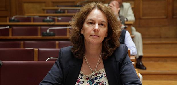 Δήλωση Κ. Παπανάτσιου: «Μεγάλη τιμή και ευθύνη η θέση της υφυπουργού Οικονομικών»