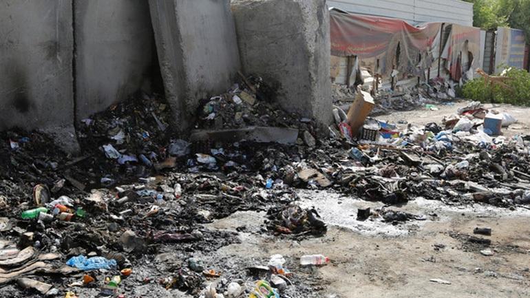 Έντεκα νεκροί σε βομβιστικές επιθέσεις αυτοκτονίας στο Ιράκ