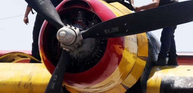 Μονάδα συντήρησης αεροσκαφών Στον Αλμυρό
