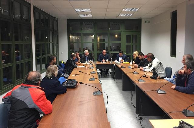 Οι πληγέντες της Σκοπέλου συνεχίζουν τις προσπάθειες για τις αποζημιώσεις