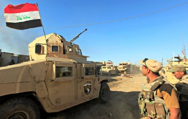 Βρέθηκε ομαδικός τάφος με 100 αποκεφαλισμένες σορούς στο Ιράκ