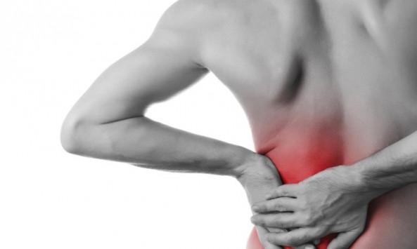 Το 65% - 80% με πόνο στη μέση ή τον αυχένα