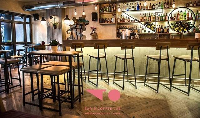 Το 40 Bar & Coffee Lab στο Βόλο στηρίζει το Χαμόγελο του Παιδιού