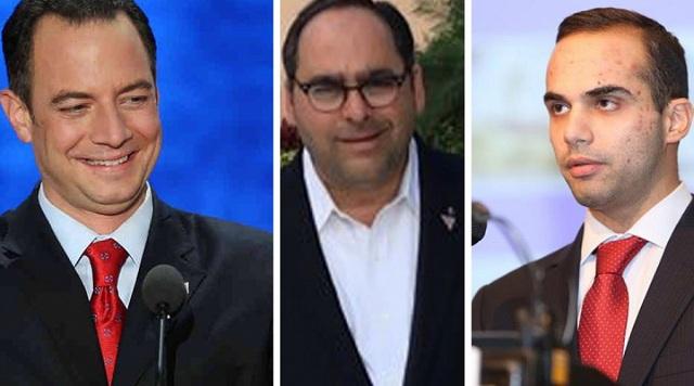 Ολοι οι Έλληνες του νέου Προέδρου Τράμπ