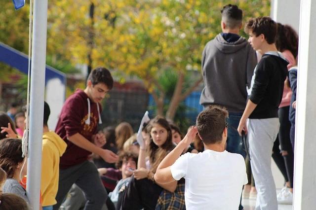 Διαμαρτυρία για ...φάλτσα στο Μουσικό Σχολείο Βόλου