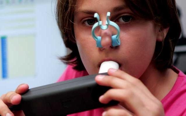 Τριήμερος προληπτικός έλεγχος αναπνευστικής ικανότητας