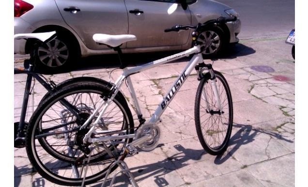 Καταδίκη για κλοπή ποδηλάτου στο Βόλο