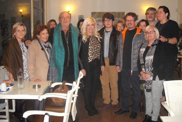 Πολιτιστική εκδρομή Αθηναίων στο Βόλο με οδηγό το νέο βιβλίο του Κώστα Ακρίβου