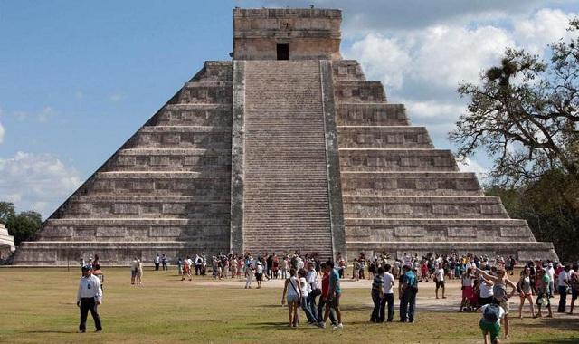 Πυραμίδα στο Μεξικό κρύβει άλλες δύο στο εσωτερικό της