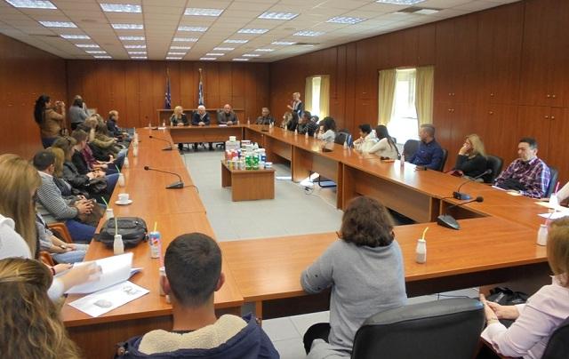 Δόθηκαν οι υποτροφίες του Αγροτικού Συνεταιρισμού Βόλου σε 15 σπουδαστές