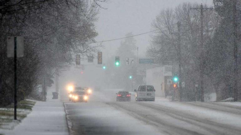 ΗΠΑ: Σφοδρές χιονοπτώσεις σε Νότια Ντακότα και Μινεσότα