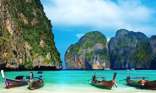 Οι μαγευτικές παραλίες της Ταϊλάνδης κινδυνεύουν να εξαφανιστούν